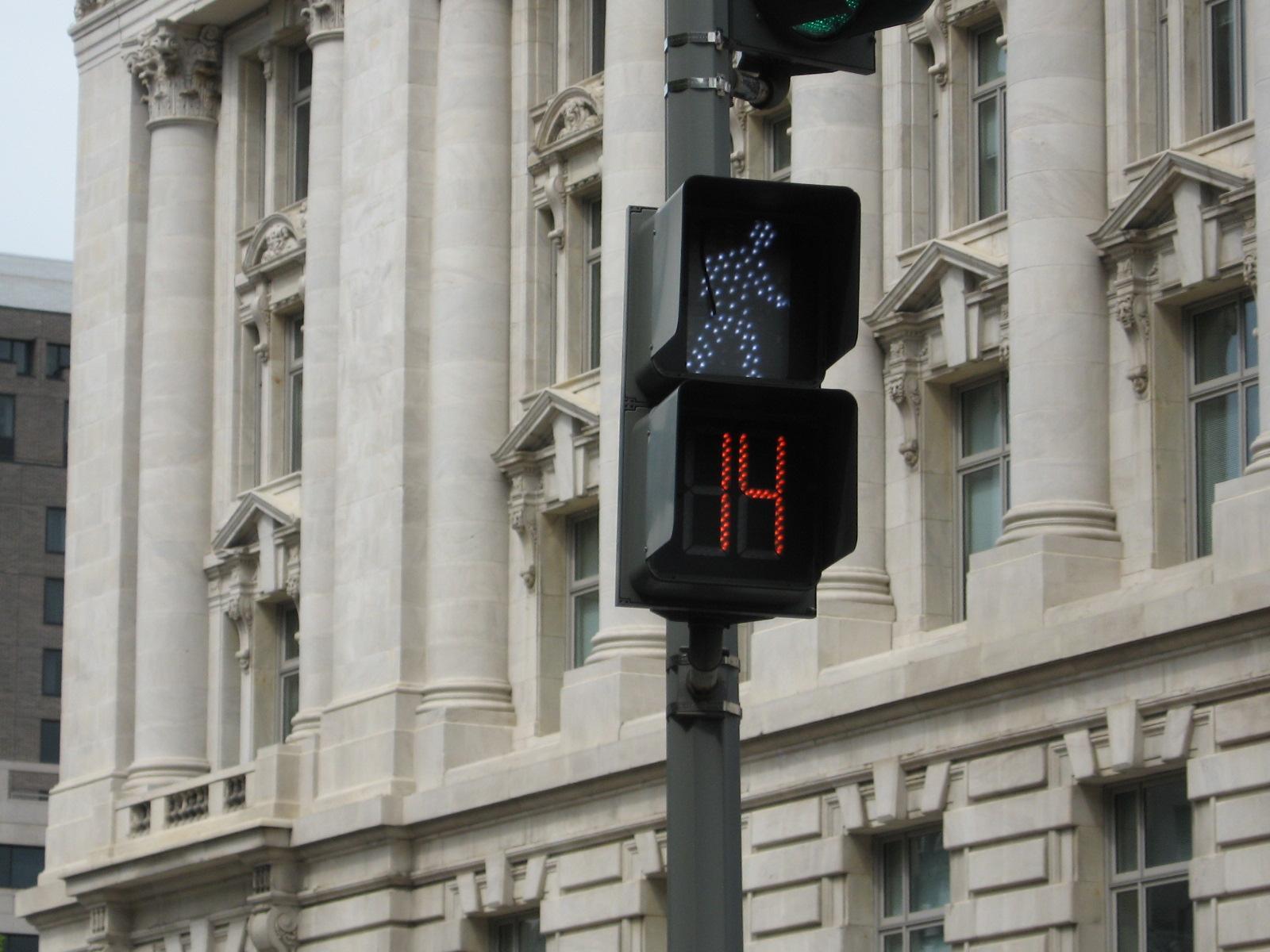 Pedestrian Countdown Signal (Wagner, PBIC)